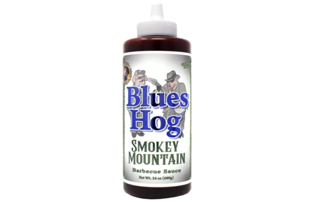 Blues Hog Smokey Mountain Sauce - squeeze bottle