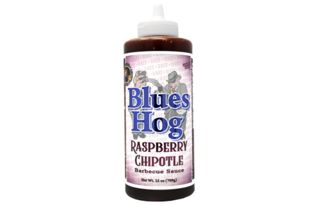 Blues Hog Raspberry Chipotle sauce - squeeze bottle