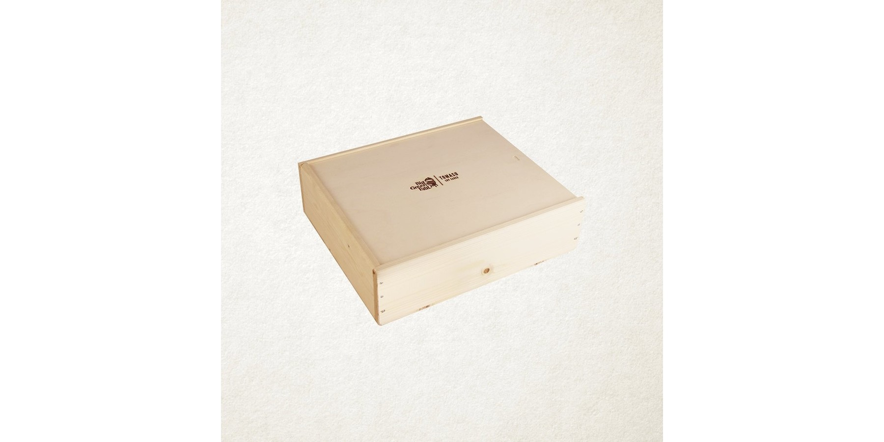 TOMASU X BIG GREEN EGG   LIMITED EDITION BOX