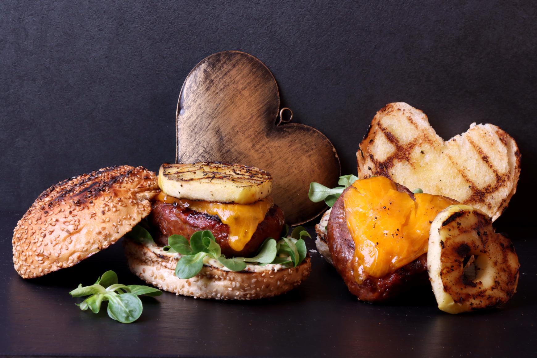 The LOVE burger - Spread the love