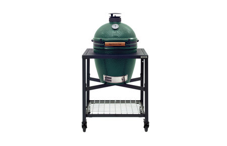 Big Green Egg Medium in EGG Frame