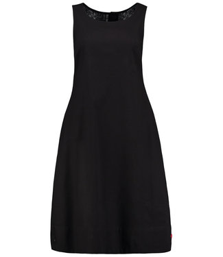 Upasana Black cotton dress