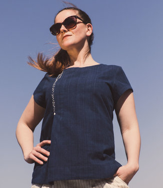 Upasana Top organic cotton