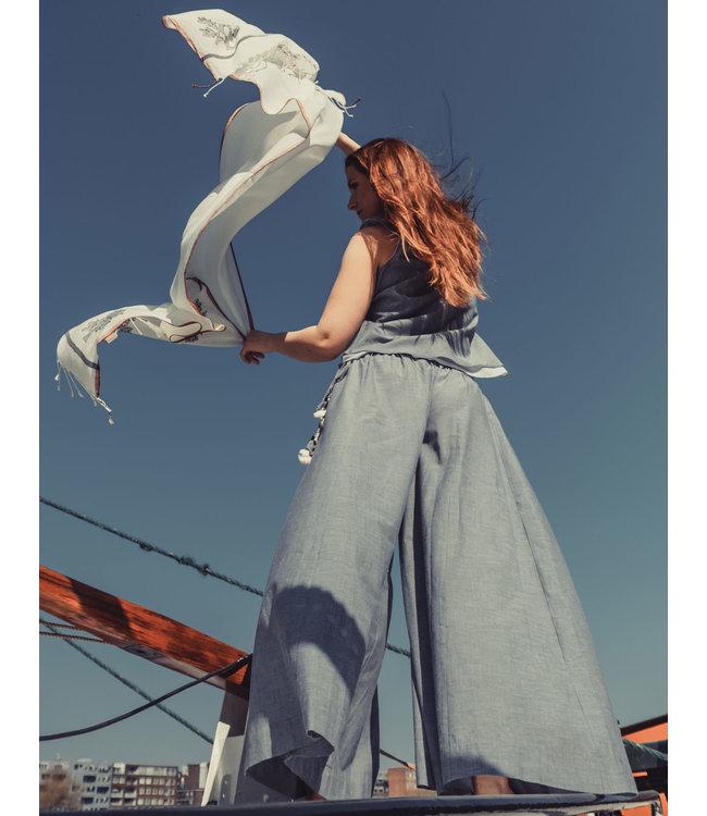 Upasana Palazzo pants organic cotton