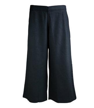 Upasana Black organic cotton pants