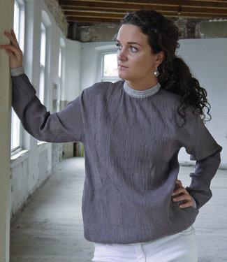 Pullover, lavendel