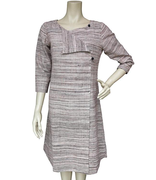 Cotton Rack Geweven jurk (of jas) katoen