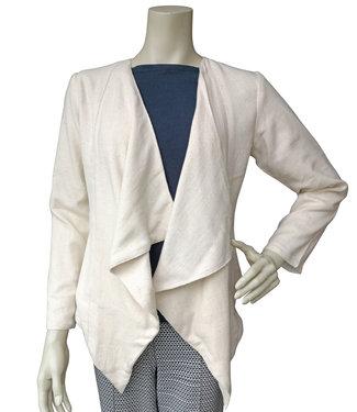 Cotton Rack Jacket Khadi Cashmere cotton