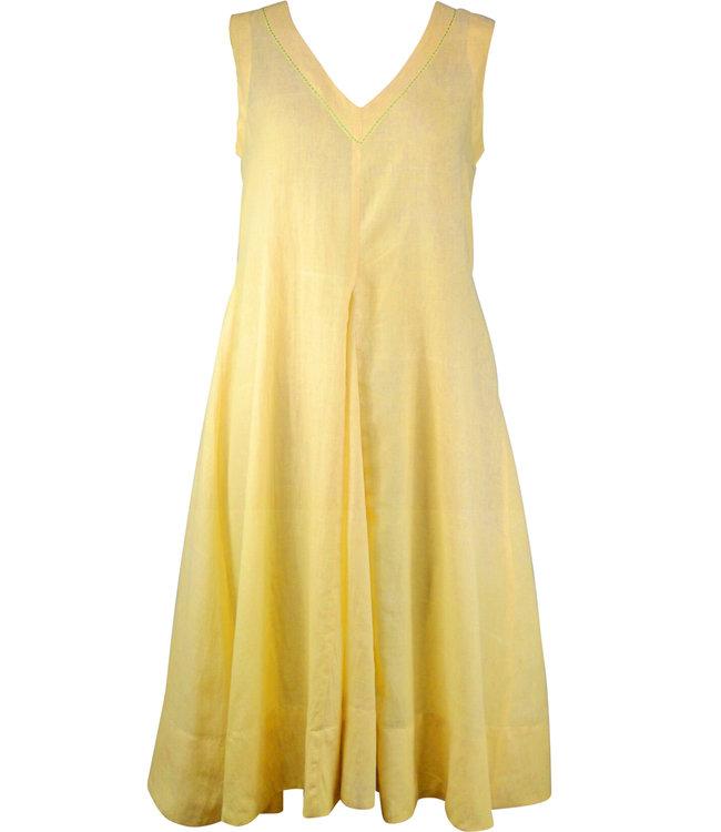 Upasana Summer dress yellow or green