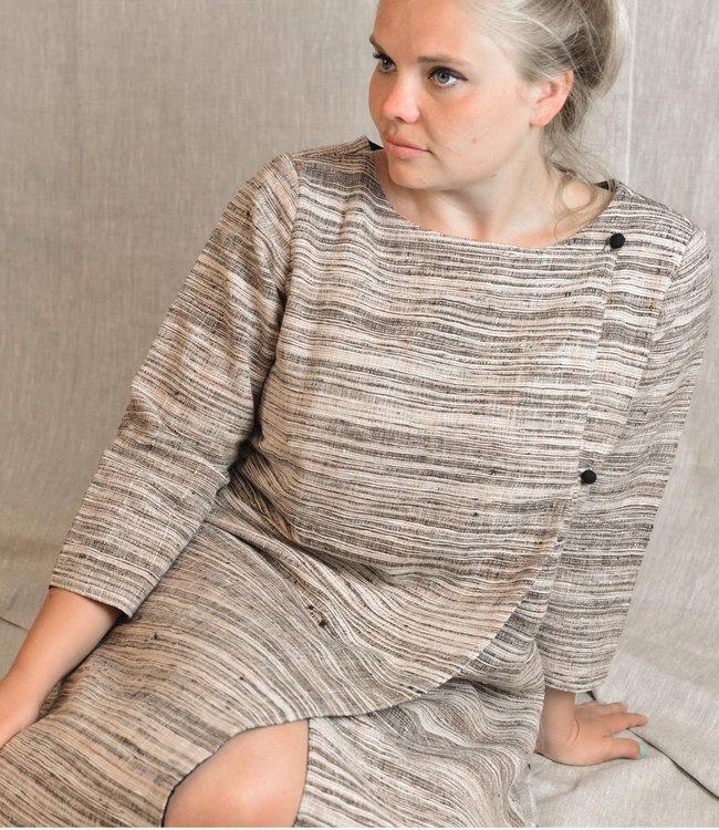Cotton Rack Cotton woven dress