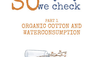 Water Consumption and Organic Cotton
