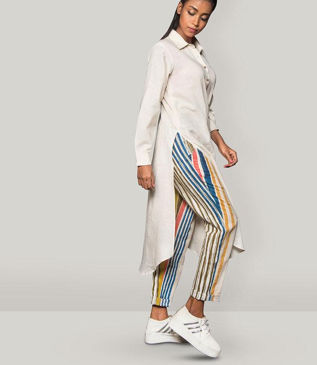 Rias Set: Shirt & Pants