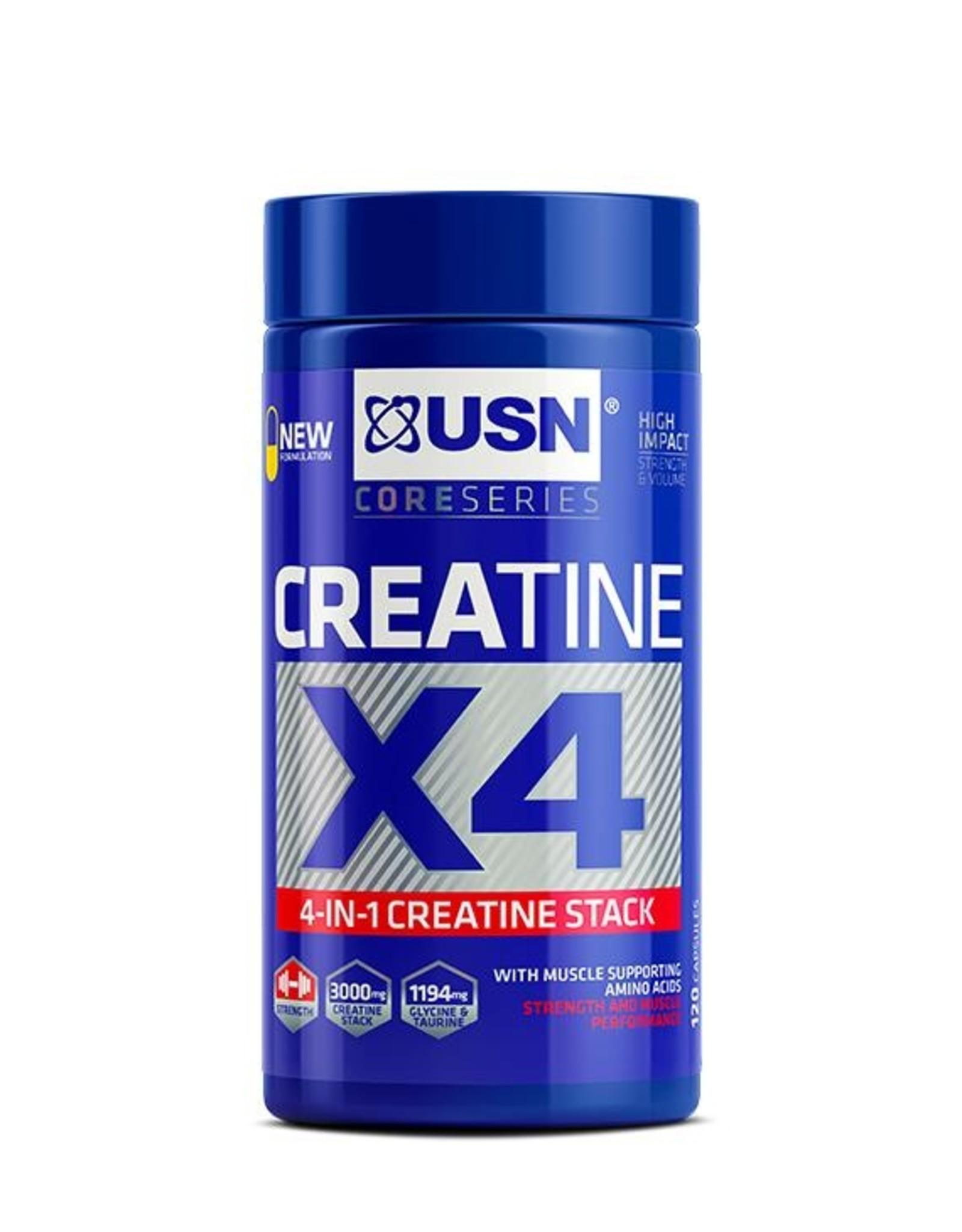 USN USN CREATINE X4 capsules