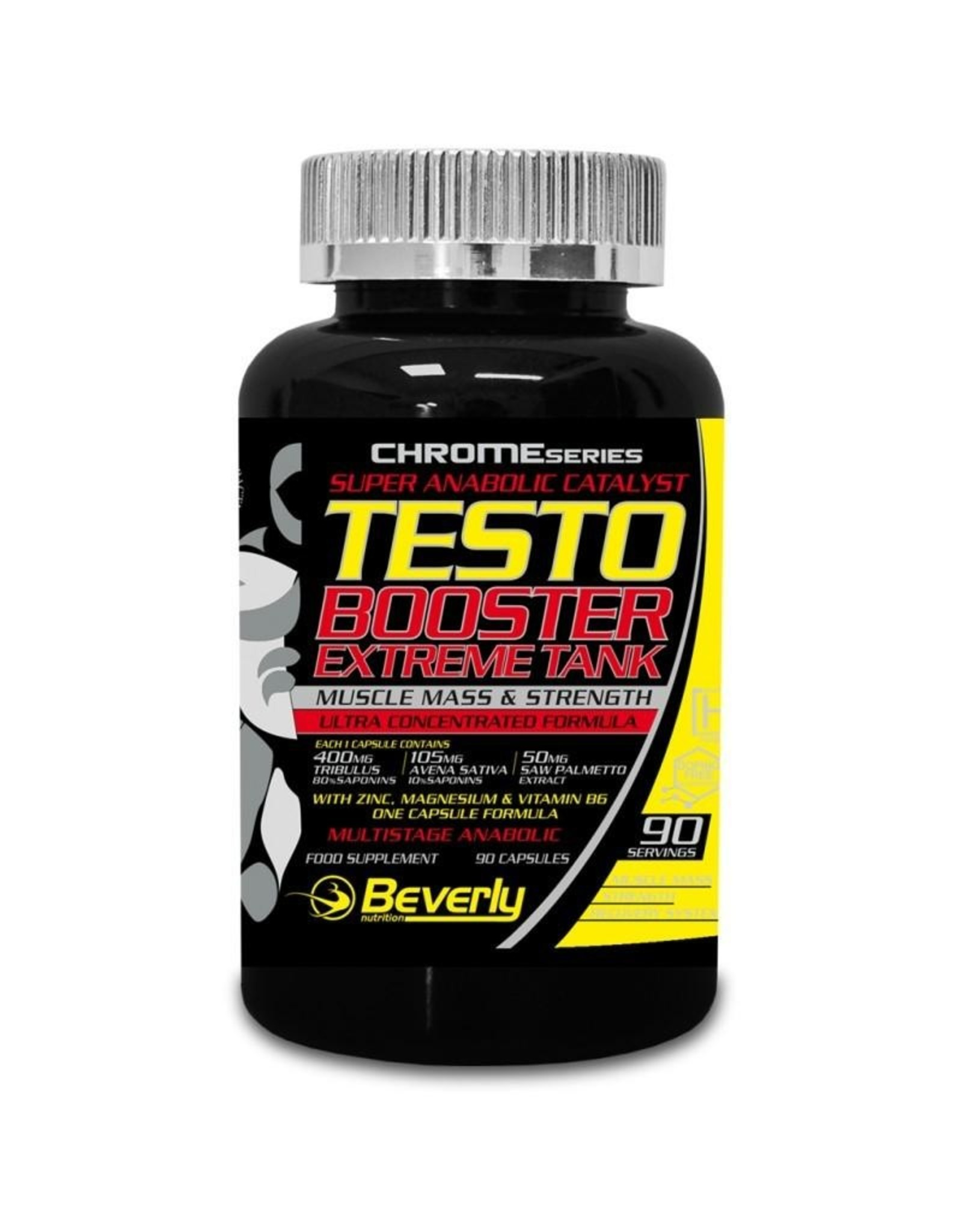 BEVERLY NUTRITION TESTO BOOSTER EXTREME TANK
