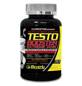 BEVERLY NUTRITION TESTO BOOSTER 90caps