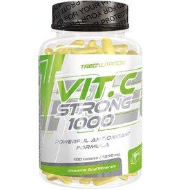 TREC NUTRITION VITAMINE C 100caps