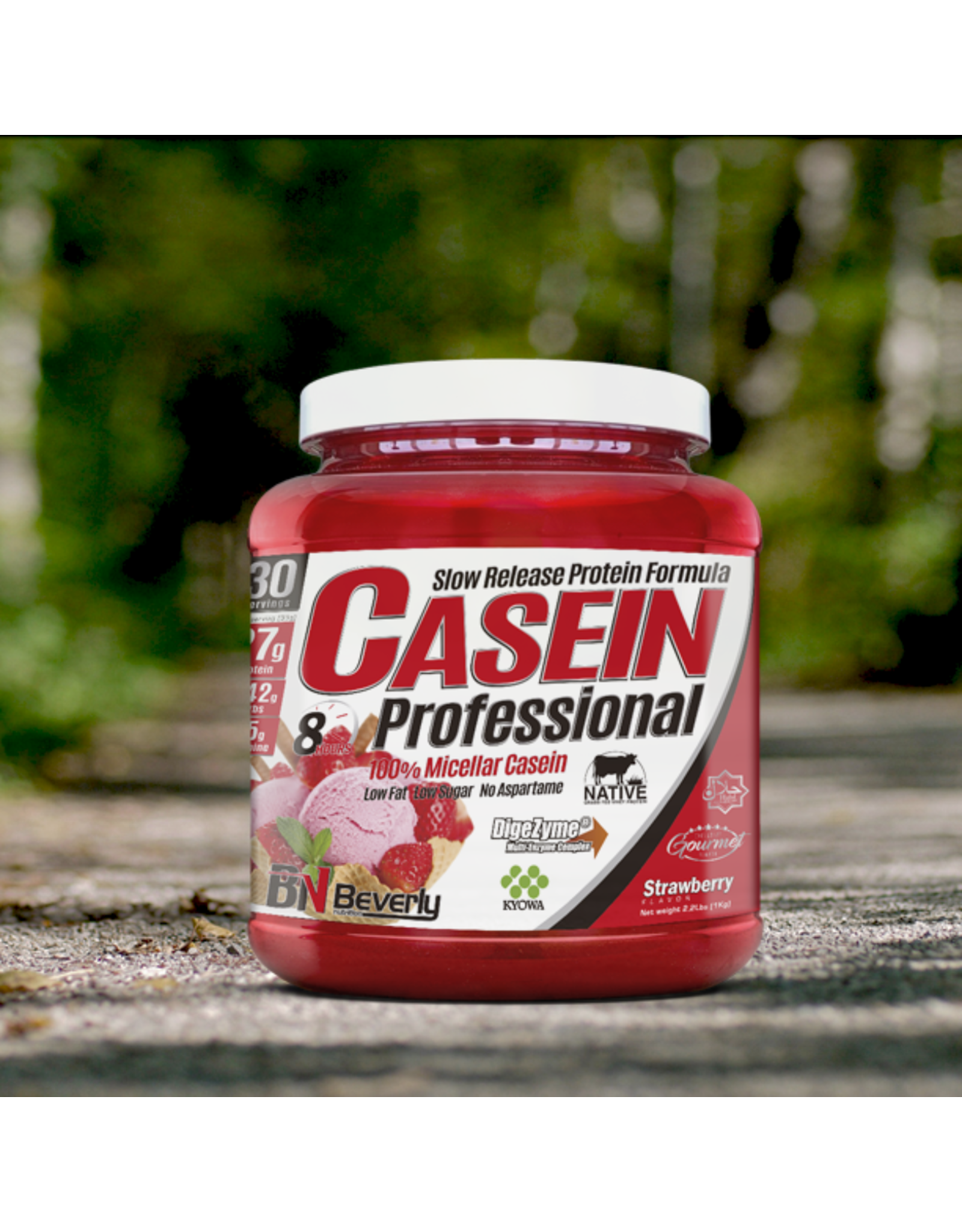 BEVERLY NUTRITION BEVERLY NUTRITION CASEIN PROFESSIONAL