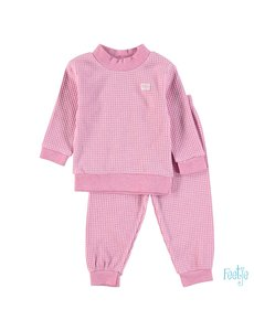 Feetje Feetje wafel pyjama