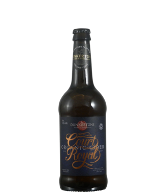 Dunkerton's Cider Company Court Royal