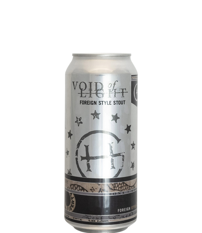Gun Hill Brewing Company Void of Light