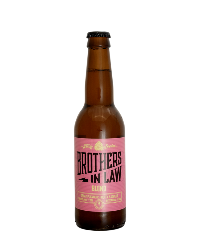 Brothers in Law Brewing Blond