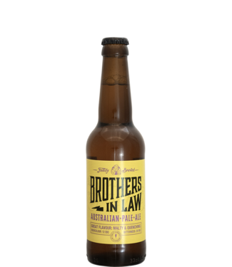 Brothers in Law Brewing Australian Pale Ale