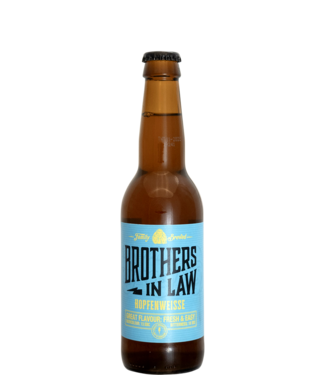 Brothers in Law Brewing Hopfenweisse