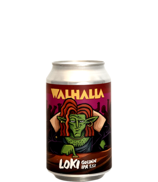 Walhalla Craft Beer Loki