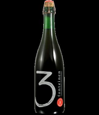Brouwerij 3 Fonteinen Framboos Oogst 2018