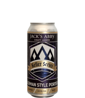 Jack's Abby Craft Lagers Keller Series: German Style Porter