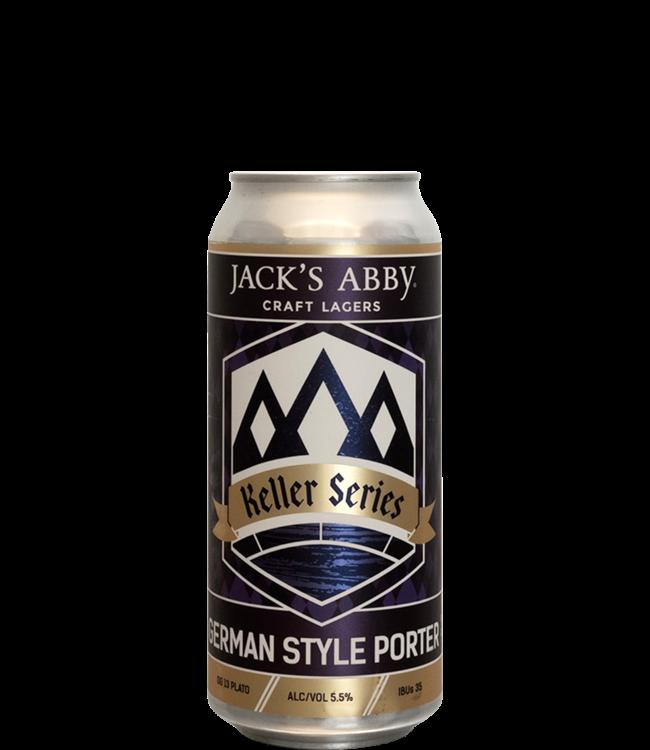Jack's Abby Craft Lagers Keller Series: German Style Porter