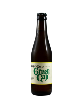 Butcher's Tears Brewery Green Cap