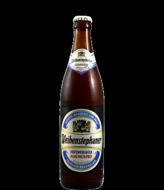 Bayerische Staatsbrauerei Weihenstephan Hefeweissbier Alkoholfrei
