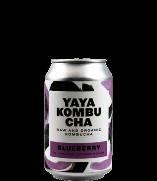 Yaya Kombucha Blueberry