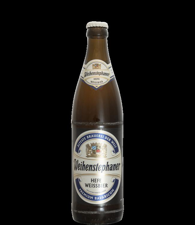 Bayerische Staatsbrauerei Weihenstephan Hefeweissbier