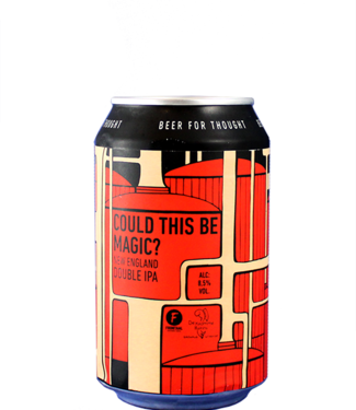 Brouwerij Frontaal Could This Be Magic? (Kromme Haring collab)