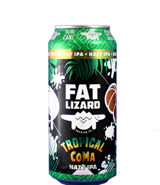 Fat Lizard Brewing Company Tropical CoMa