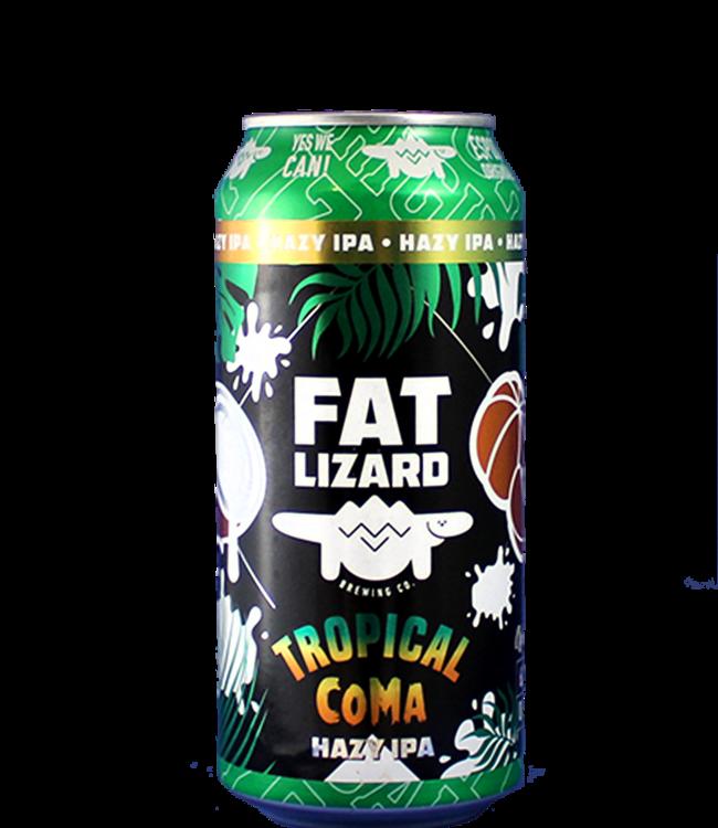 Fat Lizard Brewing Company Tropical CoMa