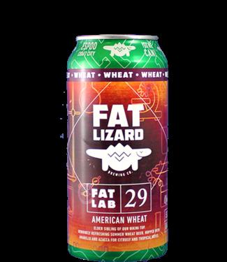 Fat Lizard Brewing Company Fat Lab 29: American Wheat