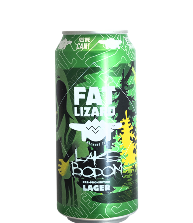 Fat Lizard Brewing Company Lake Bodom Lager