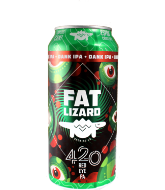 Fat Lizard Brewing Company 420 Red Eye