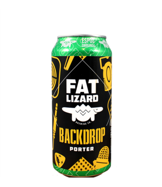 Fat Lizard Brewing Company Backdrop Porter