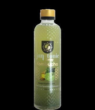 Jun Tonic Ginger Kaffir Lime