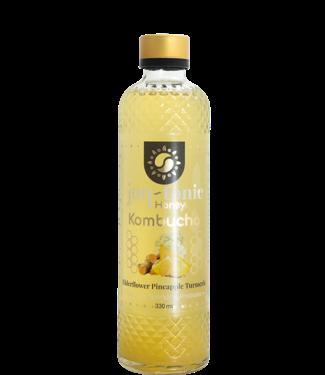 Jun Tonic Elderflower Pineapple Turmeric