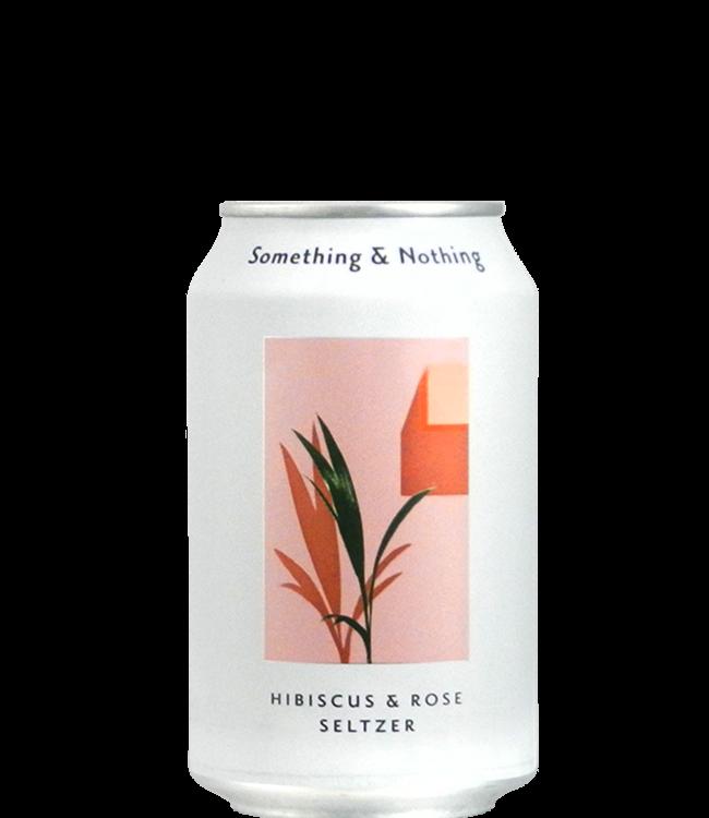 Something & Nothing Hibiscus & Rose