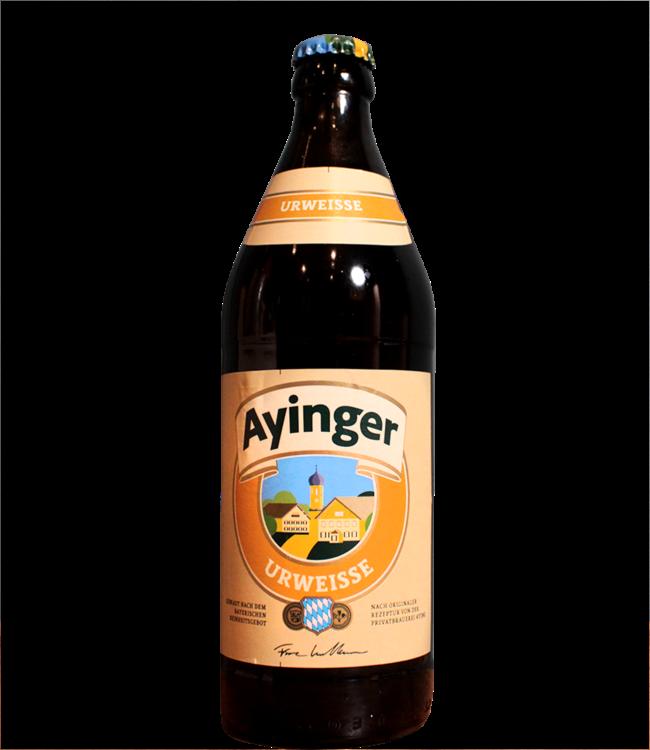 Privatbrauerei Ayinger Urweisse