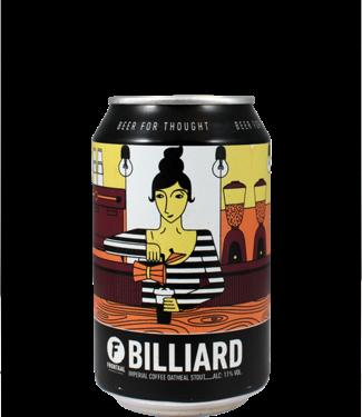 Brouwerij Frontaal Billiard