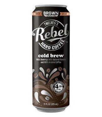 Rebel Hard Coffee Cold Brew