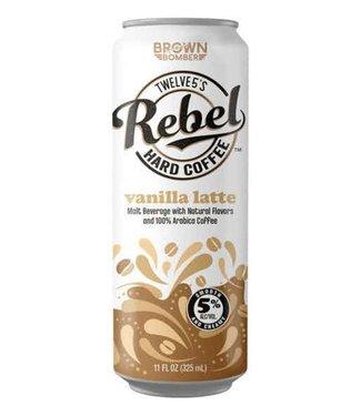 Rebel Hard Coffee Vanilla Latte