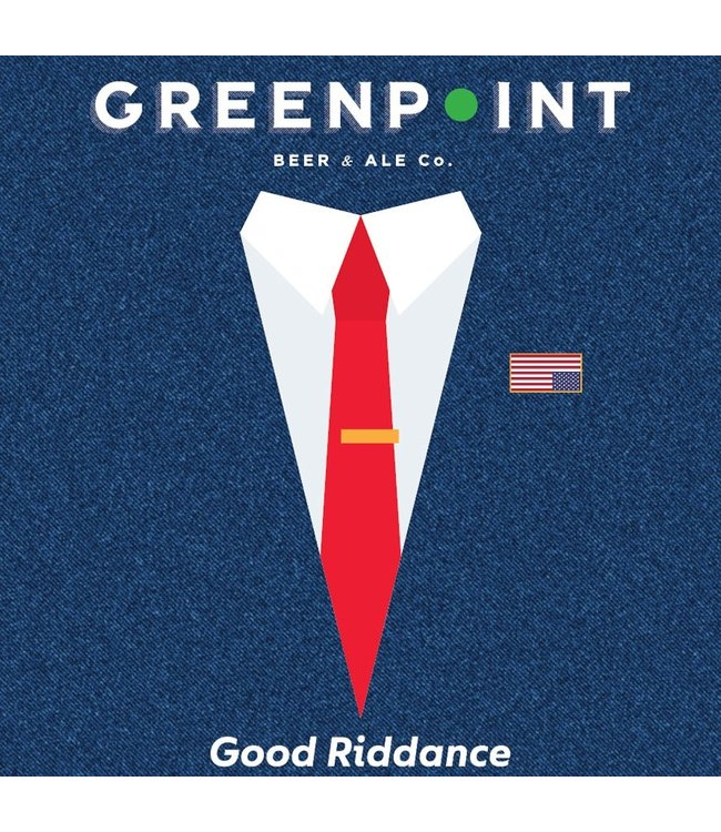 Greenpoint Beers & Ales Good Riddance